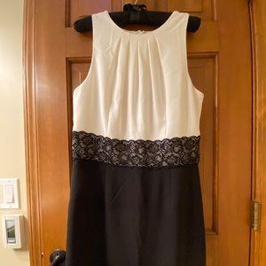 White House / Black Market dress